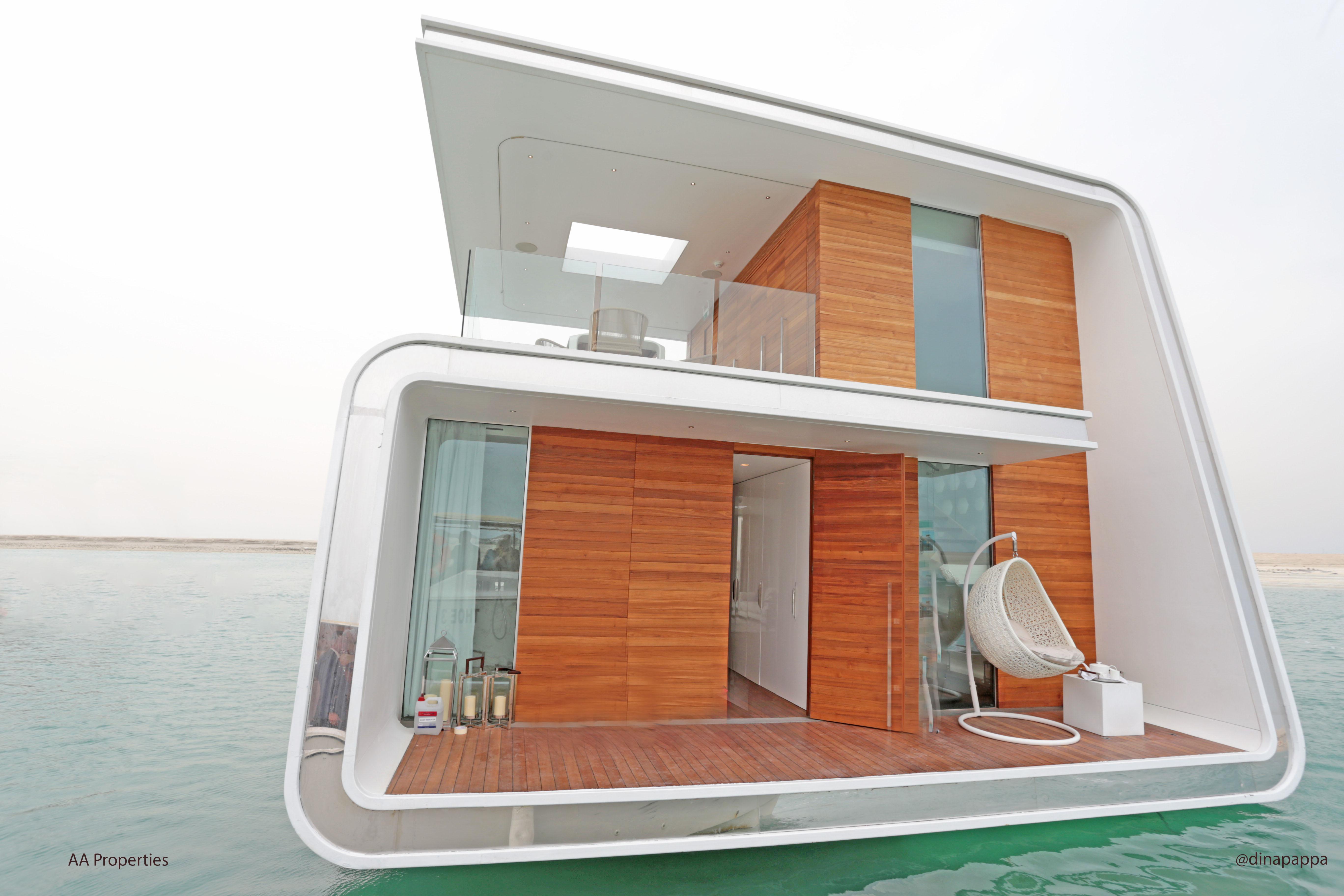 подводный дом фото